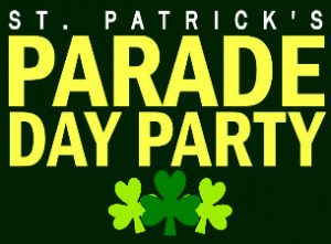 St. Patrick's Parade Day Party @ Grand Ballroom | Scranton | Pennsylvania | United States
