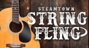 2nd Annual Steamtown String Fling @ Grand Ballroom | Scranton | Pennsylvania | United States