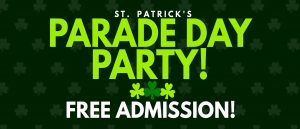 St. Patrick's Parade Day Party! @ Scranton Cultural Center at the Masonic Temple   Scranton   Pennsylvania   United States