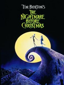 """Free Film Showing: """"The Nightmare Before Christmas"""" (1993) Rated PG Running Time 1 Hour 16 Minutes @ Shopland Hall 