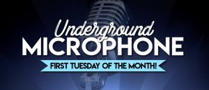 Virtual Underground Microphone @ Scranton Cultural Center at the Masonic Temple | Scranton | Pennsylvania | United States